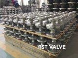 Coxim de montagem do flange flutuante de Aço Inoxidável 2PC da Alavanca da Válvula de Esfera