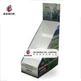Étalage de carton ondulé d'avantage compétitif/étalage de papier/papier de carton