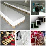 Les couleurs de 150 types de matériaux de comptoir de vente en gros pierre acrylique