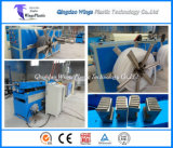 適用範囲が広いプラスチックPP PE PVC PAの波形のコンジットの管の生産ライン/押出機機械