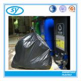 Sac d'ordures en plastique fait sur commande coloré