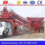 高い潜在的能力のコンクリート(YHZS50)に使用する移動式具体的な混合プラント