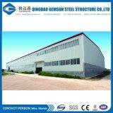 Diseño Estructura de acero Estructura de acero de construcción Hangar Kits de construcción de acero