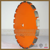 Diamond Enfie ponto a lâmina da serra de pedra mármore granito (SY-DS-1031)