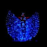 LED LED를 가진 한 조각 나비 복장 또는 춤 복장 또는 빛난 복장 빛