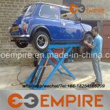 El coche hidráulico portable aprobado Ce del precio de fábrica Scissor la elevación
