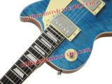 Mahagonikarosserie u. Stutzen/Afanti elektrische Standardgitarre (SDD-225)