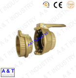 "1/4 "" (3/8 "" OD) X 1/4 "" (3/8 "" OD) Couplings met Highquality"