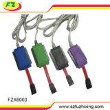 """다채로운! USB 2.0 2.5/3.5 """" SATA/IDE 변환기 케이블 (FZX6003)"""