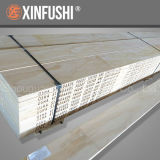 Les matériaux de construction étanche PIN carte LVL planche de bois pour la construction d'Échafaudage