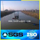 泥の浚渫のためのベストセラーの高品質のカッターの吸引の浚渫船