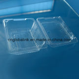 Disposable libero Blister Plastic Fruit Packaging Container per Blueberry 250 Gram