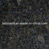 Losa de granito azul mariposa Gangsaw encimera de cocina, la vanidad Top