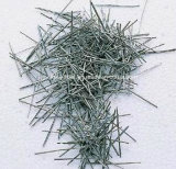 Hight Quality Melt Extracted Stainless Steel Fibers Used per Furnace