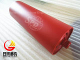 SPDの高性能の通された鋼鉄ローラー、鋼鉄コンベヤーのローラー