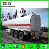 50000 Litros Camión cisterna Remolque con 385 / 65R22.5 Individual Tiro