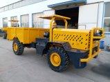 Autocarro con cassone ribaltabile di cantieri sotterranei del rifornimento 6ton Fcd60 della fabbrica