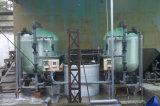 다중 벨브 격막 통제 물처리 시스템