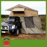 280g Ripstopのキャンプのための物質的な屋根の上のテント