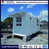 20FT/40FT Pack plat extensible conteneur de transport de la cabine