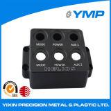 Custom CNC de alta precisión de mecanizado de fresado de piezas con acabado de pintura