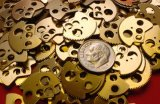 Neues Edelstahl-Metalltiefziehen, das Teil stempelt