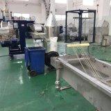 Máquinas para extrusoras de processamento de grânulos de plástico