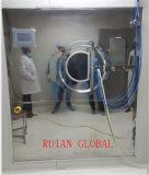 Machine de revêtement par pulvérisation de tablette à haute efficacité