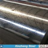 Горячая окунутая сталь Galvanzied свертывает спиралью сталь /Galvanized