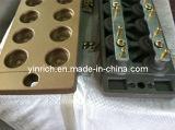 Molde de doces (forma de coração) Molde de silicone moldado de molde personalizado