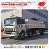 Camión cisterna de asfalto líquido, fregado de carga de hidrocarburos