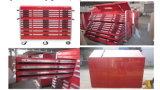 Governi di strumento d'acciaio di memoria del workshop; Un contenitore di 32 strumenti del cassetto
