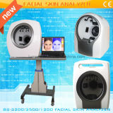 Máquina facial da beleza de Lumsail do analisador da pele do analisador 3D da pele