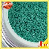 Pigmento verde mela naturale inorganico della perla della mica dell'azienda
