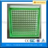 Migliore blocchetto di vetro intero Saler di colore verde di qualità 2016