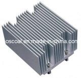 OEM процессор обработки алюминиевый радиатор (ISO9001: 2008 сертификацию TS16949)