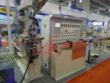 플라스틱 필라멘트 2 나사 밀어남 기계