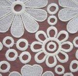 Organdi avec Cotton Embroidery (5587)