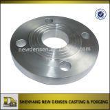中国の熱い販売はフランジのステンレス鋼の管およびフランジを造った