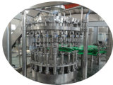 Totalmente automático de agua de soda y bebidas carbonatadas máquina de llenado de botellas