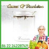Fertilizzante organico di Humate del potassio eccellente solubile in acqua di X-Humate 100%