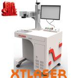 Laser-Markierungs-Maschine der Faser-20W für Armee-Typenschild