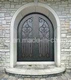 豪華な装飾用デザイン鉄の出入口