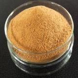 Agente de diminuição da água do pó de Lignosulphonate do sódio