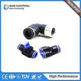 Guarnición rápida del conector del cilindro de la neumática y de la hidráulica
