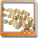 Remy Hair Loose Wave Blonde Curly Hair Weave