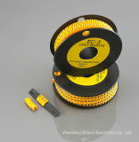 Flache u. Kreiskabel-Markierungen (PVC)