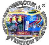 불꽃 놀이 구색 장난감 불꽃 놀이의 트럭1대분의 화물