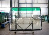 الزجاج الأمامي، الزجاج الأمامي، الحافلات / المدرب الزجاج الأمامي