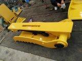 R220LC-9s 굴착기를 위한 유압 엄지 횡령